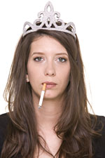 Alysia Wood Smoking Princess Headshot Thumb