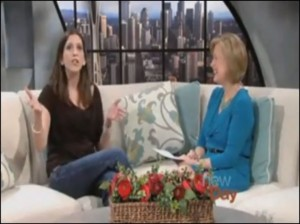 New Day NW talk show in Seattle on KING 5 - Mar 20, 2012