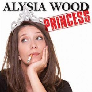 ALYSIA WOOD PRINCESS